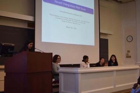Gender Gap Panel